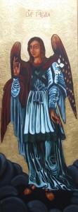 ikona kanoniczna Archanol Gabriel 2
