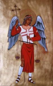 ikona kanoniczna Archniol Michal