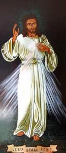 ikona kanoniczna Jezus Milosierny
