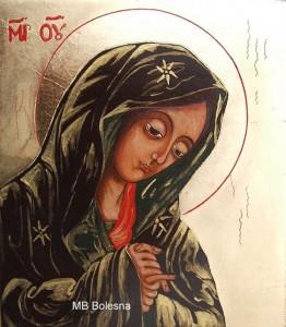 ikona kanoniczna MB Bolesna