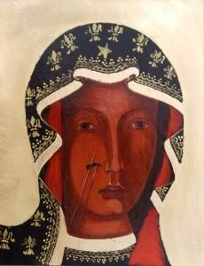 ikona kanoniczna MB Czestochowska