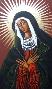 ikona kanoniczna MB Ostrobramska