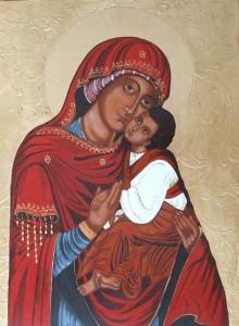 ikona kanoniczna MB Pieknej Milosci