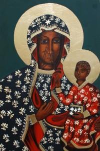 ikona kanoniczna Matka Boza Czestochowska