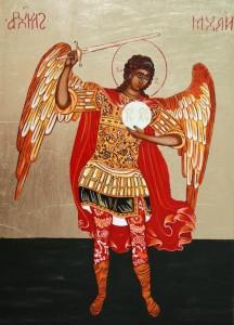 ikona kanoniczna Michal Archaniol