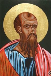 ikona kanoniczna Sw Pawel