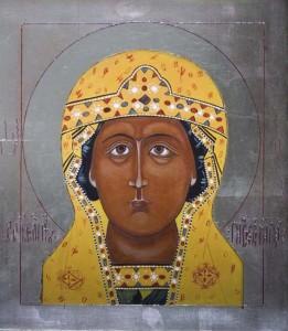 ikona kanoniczna Swieta Paraskewia