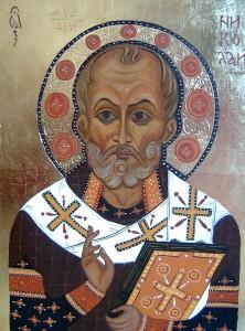 ikona kanoniczna Swiety Mikolaj Cudotworca